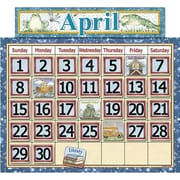 Teacher Created Resources® School Days Calendar Bulletin Board, Debbie Mumm