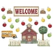 Teacher Created Resources® Bulletin Board Set, Debbie Mumm School House Welcome