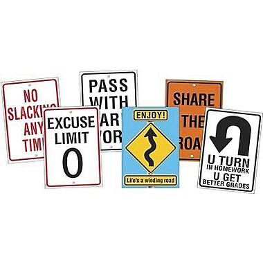Trend Enterprises® Poster Combo Packs, Life Signs