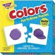 Trend Enterprises® Fun-to-Know Puzzle, Colors