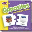Trend Enterprises® Fun-to-Know Puzzle, Opposites