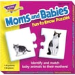 Trend Enterprises® Fun-to-Know Puzzle, Moms and Babies