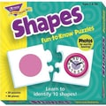 Trend Enterprises® Fun-to-Know Puzzle, Shapes