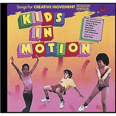 Youngheart Music Greg and Steve Kid's In Motion CD