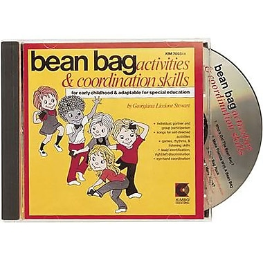 Kimbo® Educational Dance and Fitness CD, Bean Bag Activities