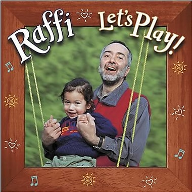 Kimbo® Educational Raffis Let's Play CD