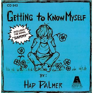 Educational Activities Hap Palmer Getting To Know Myself CD