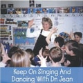 Melody House Dr. Jean Feldman Keep On Singing and Dancing CD