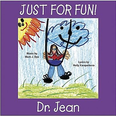 Melody House Dr. Jean Feldman Just For Fun CD