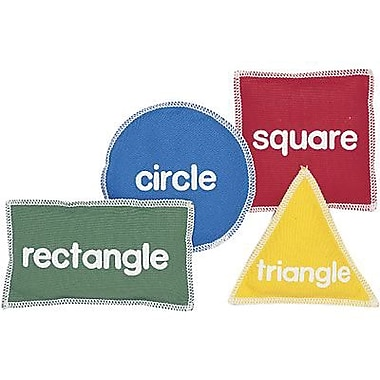 Learning Resources® Shapes Bean Bag, 4in. - 5in.