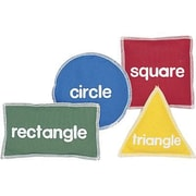 """Learning Resources® Shapes Bean Bag, 4"""" - 5"""""""