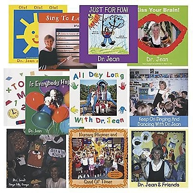 Melody House Dr. Jean Feldman 11 CD Collection