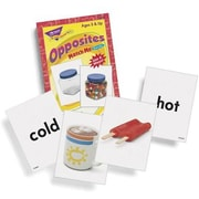 Trend Enterprises® Opposites Match Me Card