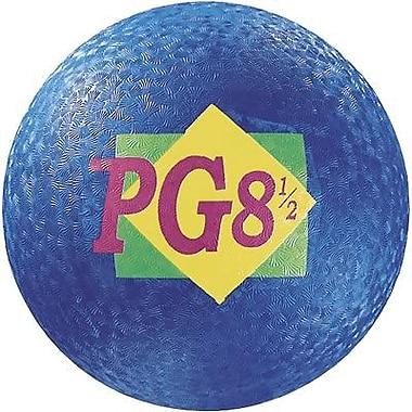 Martin Sports® Rainbow Playground Ball, 8 1/2