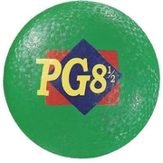"Martin Sports® Rainbow Playground Ball, 8 1/2""(Dia), Green"