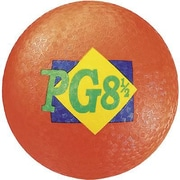 "Martin Sports® Rainbow Playground Ball, 8 1/2""(Dia), Orange"