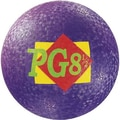 Martin Sports® Rainbow Playground Ball, 8 1/2in.(Dia), Purple