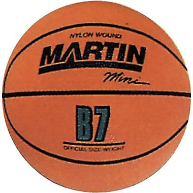 Martin Sports® Basketball, Orange, 7in.(Dia)