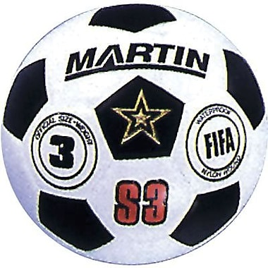 Martin Sports® Black and White Soccer Balls