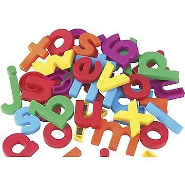 Educational Insights® AlphaMagnets® Multi Colored Letter Magnets
