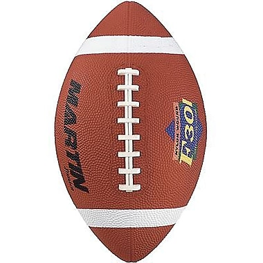 Martin Sports® Junior Size Rainbow Football, Brown