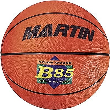 Martin Sports® Basketball, Orange, 8 1/2