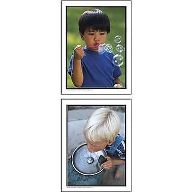 Key Education Publishing® Actions Photographic Learning Cards, Grades pre-kindergarten - 1st