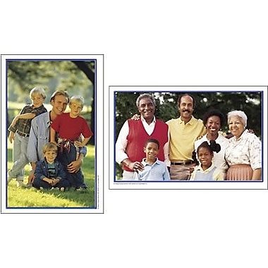 Key Education Publishing® Families Photographic Learning Cards, Grades Pre Kindergarten - 1st