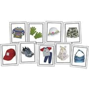 Key Education Publishing® Childrens Clothing Photographic Learning Cards, Grades Pre K - 1st
