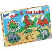 Lauri® Toys Lacing Dinosaurs Card