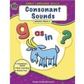 Teacher Created Resources® Early Language Skills, Consonant Sounds Book