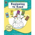 Teacher Created Resources® Early Language Skills, Beginning To Read Book