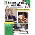 Key Education Publishing® Listen Look and Do! Book