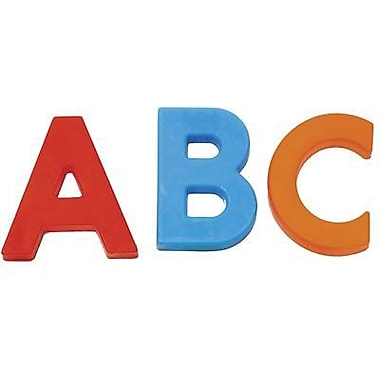 Educational Insights® AlphaMagnet® Jumbo Uppercase Multi Colored Magnet