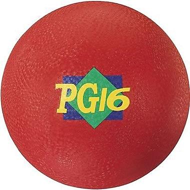 Martin Sports® Playground Ball, Red, 16