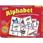 Trend Enterprises® Alphabet Match Me Game