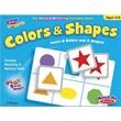 Trend Enterprises® Colors and Shapes Match Me Game