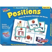 Trend Enterprises® Positions Match Me Game