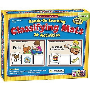 Teacher's Friend® Classifying Mats