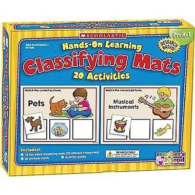Teacher's Friend® Classifying Mats