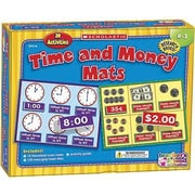Teacher's Friend® Early Skills Time and Money Mat