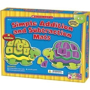 Teacher's Friend® Early Simple Addition and Subtraction Mats