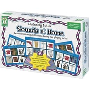 Key Education Publishing® Sounds At Home Listening Lotto Game