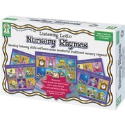 Key Education Publishing® Nursery Rhymes Listening Lotto Game