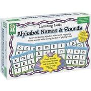Key Education Publishing® Alphabet Names & Sounds Listening Lotto Game