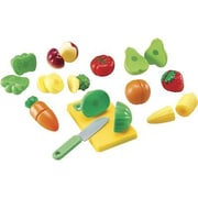 Learning Resources® Pretend and Play® Sliceable Fruits and Veggies