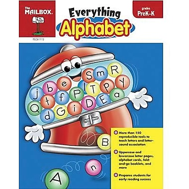 The Mailbox Books® Everything Alphabet Resource Book