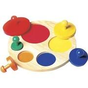 Guidecraft® Circle Sorter Sorting Board