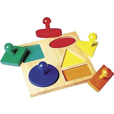 Guidecraft® Geo Puzzle Sorting Board