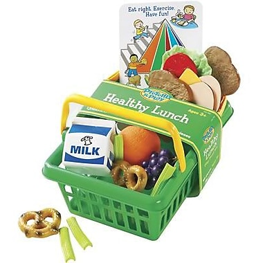 Learning Resources® Pretend and Play® Healthy Lunch Set